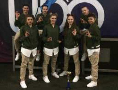 HipHop-Gruppen erfolgreich bei der Europameisterschaft
