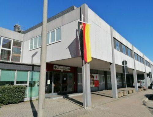 Landtagswahl Stimmenauszählung in Jahnhalle