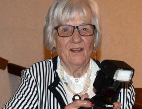 90 Jahre & kein bisschen leise – Hannelore Doll