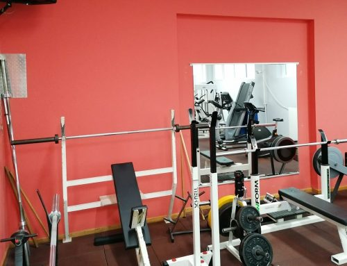 Fitnessraum der Jahnhalle öffnet wieder
