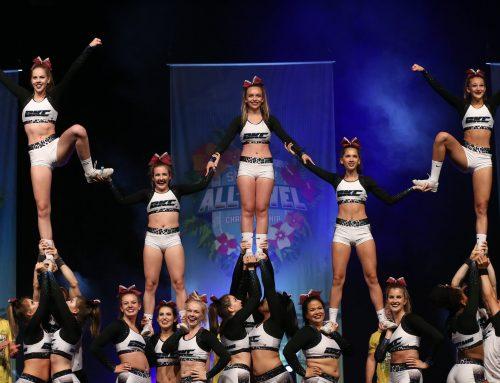 Cheerleading: Jetzt Probe-Trainieren