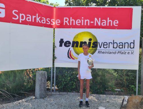 Amina Arndt gewinnt RLP-Meisterschaft