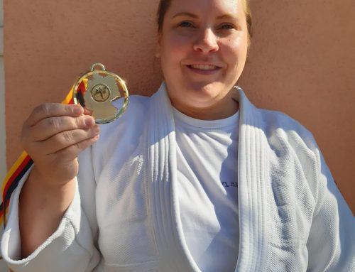 Sabrina Linn verteidigt Judo-DM-Titel